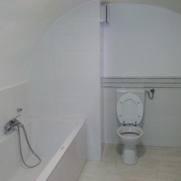 Stanovanje št. 3 kopalnica