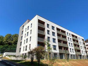 Nov stanovanjski objekt Čardak v Črnomlju